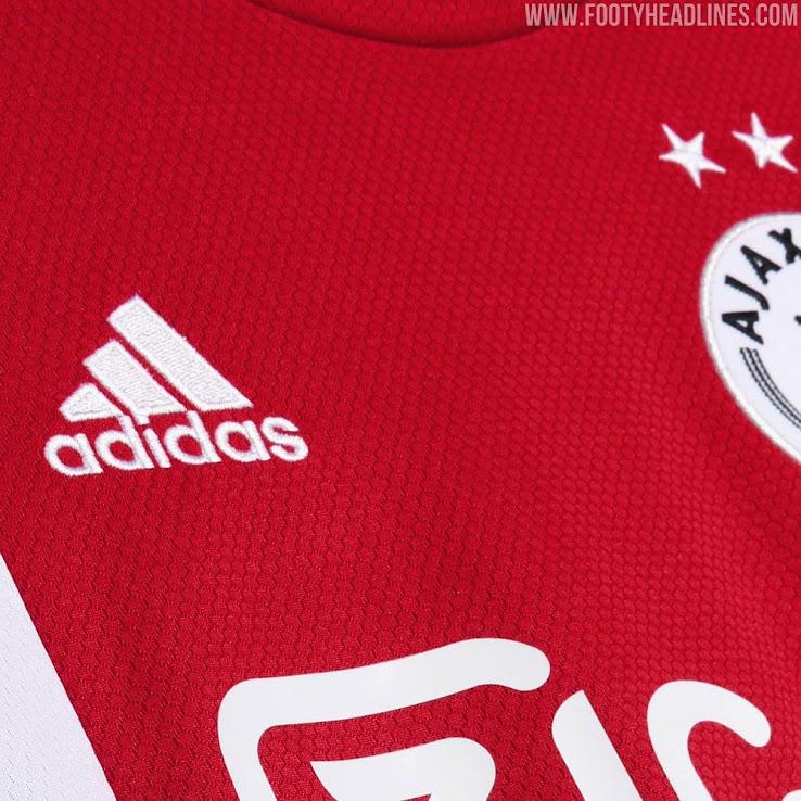 Ajax 19-20 Home Kit Released - Footy Headlines