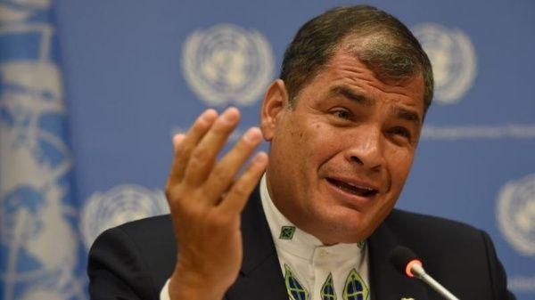 Detenidos exfuncionarios del Gobierno de Rafael Correa