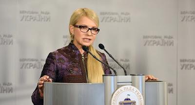 Тимошенко йде у президенти