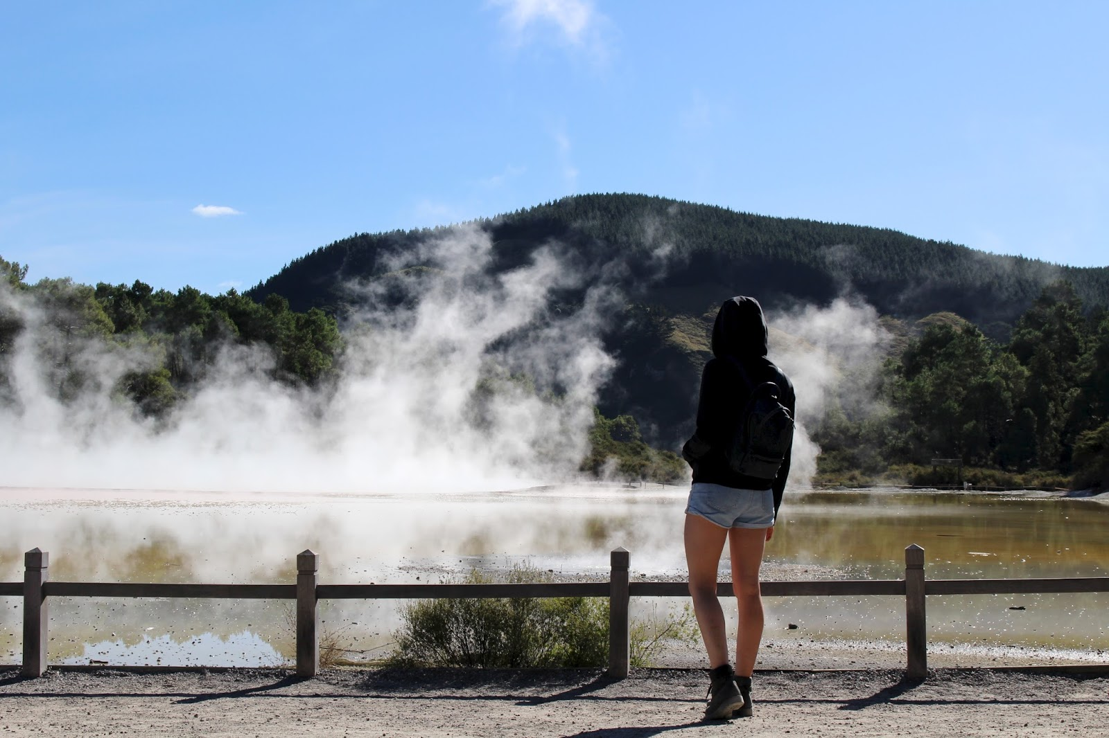 New Zealand's best hikes | Waiotapu Thermal Wonderland