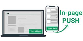 Formato In-Page para monetizar tu página web