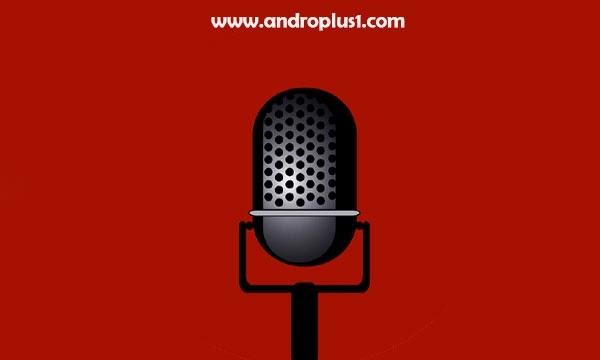 تطبيق تسجيل الصوت