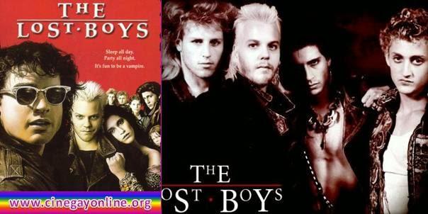 The lost boys, película