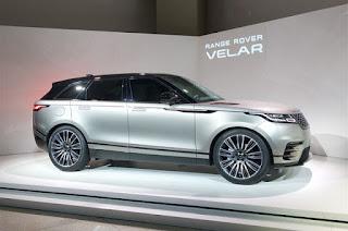 2018 Range Rover Velar: Prix, Date de publication, Revue