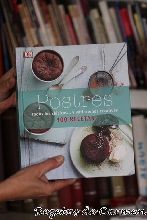 Libro 400 recetas de postres: todos los clásicos y variaciones creativas