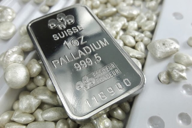 Palladium tops $3,000 for first time amid undersupply