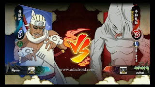 Naruto Mobile Games Ultimate Storm for iOs and Android