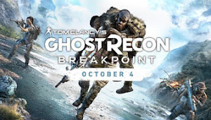 Tất tần tật những điều cần biết về game bắn súng hot nhất 2019 - Ghost Recon Breakpoint (P1)