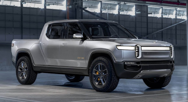 Electric Vehicles, Galleries, LA Auto Show, New Cars, Rivian, Trucks