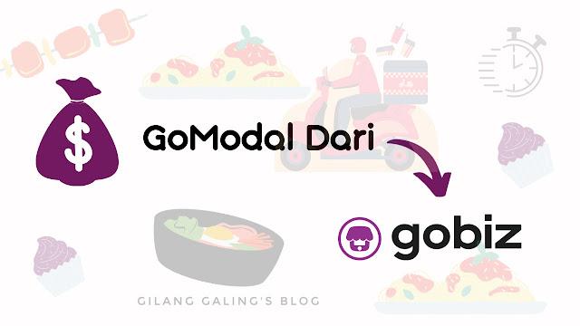 Pinjaman Modal Usaha GoModal Dari GoBiz yang terintegerasi dengan GoFood