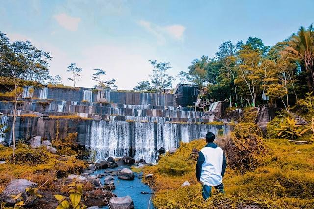 Grojogan Watu Purbo Bangunrejo