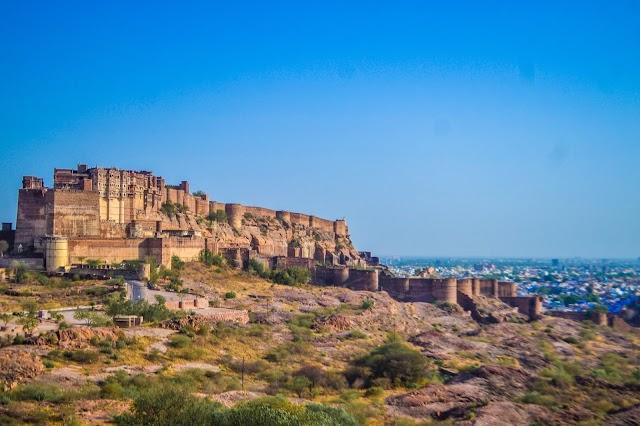 best time to visit Mehrangarh Fort - places to visit Mehrangarh Fort