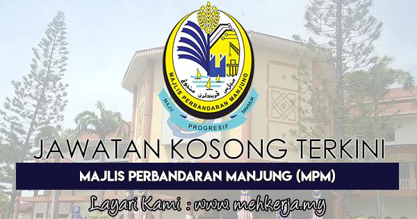 Jawatan Kosong Terkini 2018 di Majlis Perbandaran Manjung
