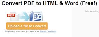 pdf file converter in word