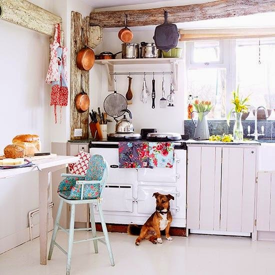 adorably cozy kitchens cozy little house