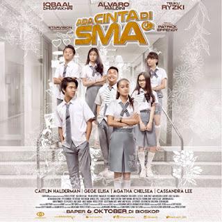 Download Film Ada Cinta di SMA (2016) DVDRIP Gratis