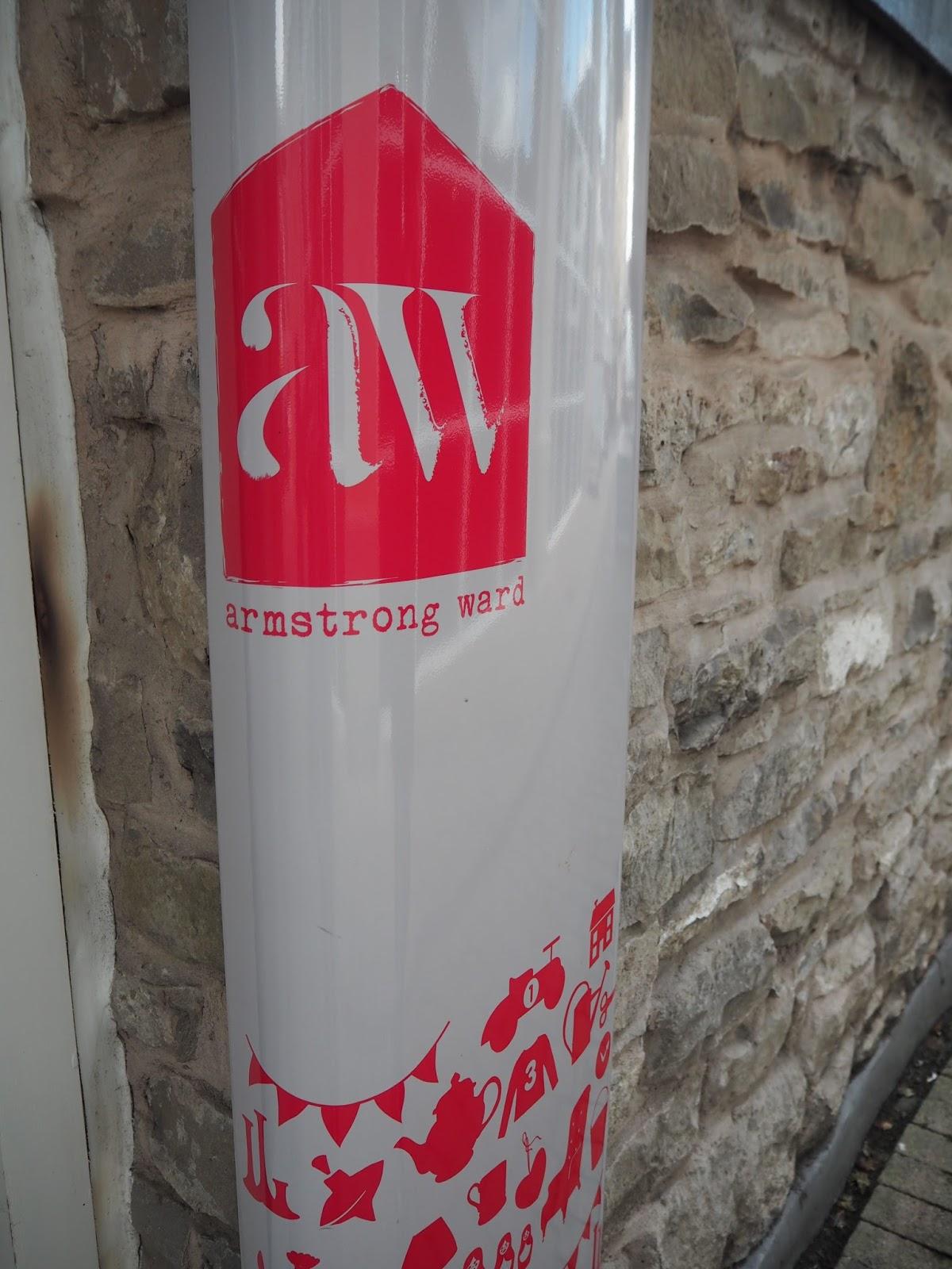 Armstrong Ward, Wainwright's Yard