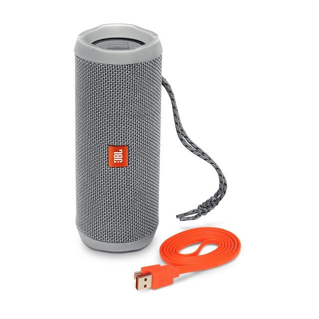 JBL Flip 4 Bluetooth Portable Stereo Speaker Amazon deal