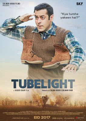 Tubelight 2017 Hindi DVDRip 480p 400Mb x264