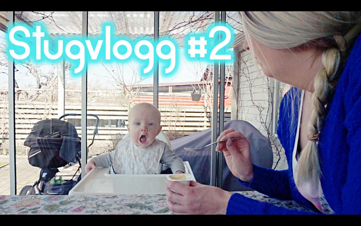 stugvlogg #2 (Våren är här på riktigt!)