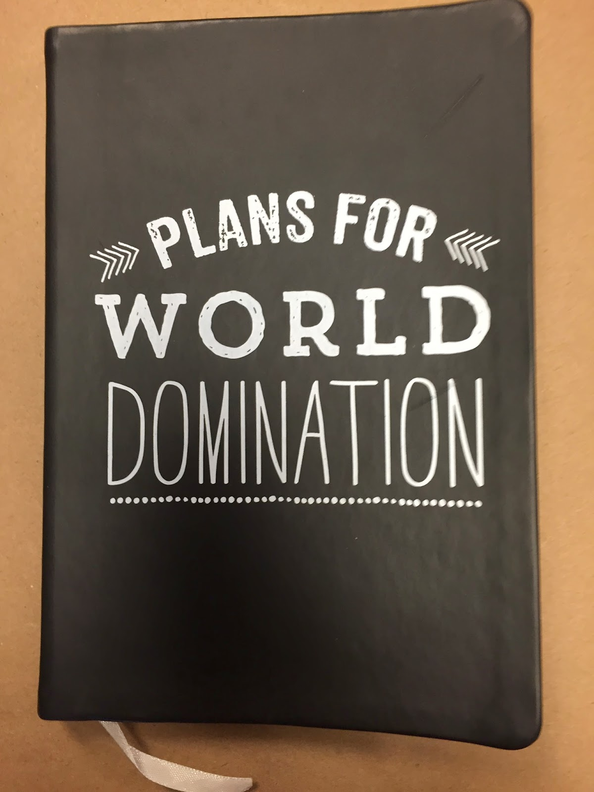 And thought. the chinese plan for world domination