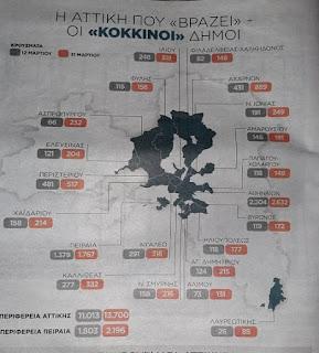 koronoios-attiki-aftoi-oi-dimoi-exoun-ta-perissotera-kroysmata