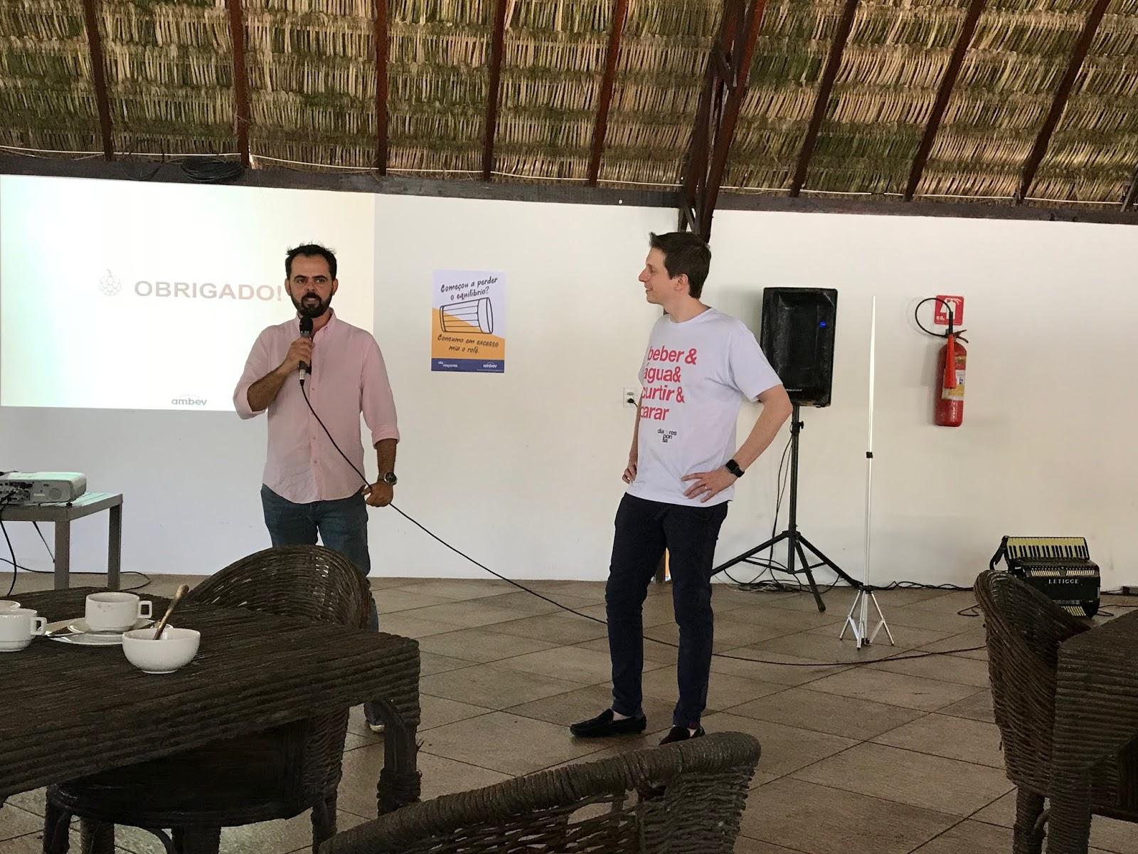 Ambev faz Dia da Responsa em 20 mil pontos no Ceará f34a1745887fd