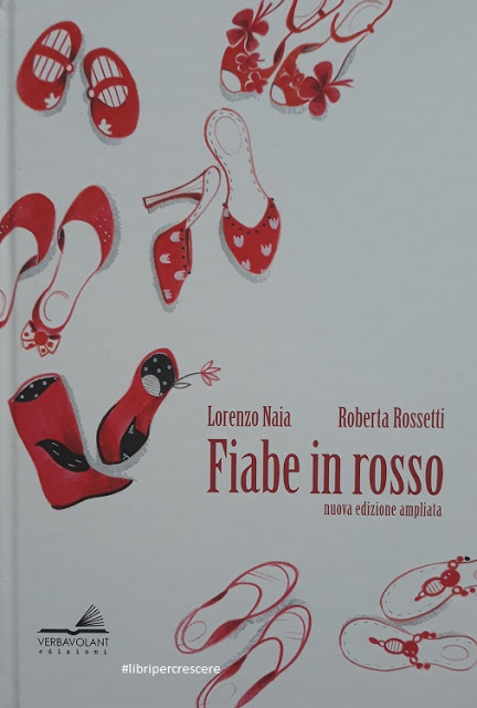 Fiabe in rosso, edizioni verbavolant