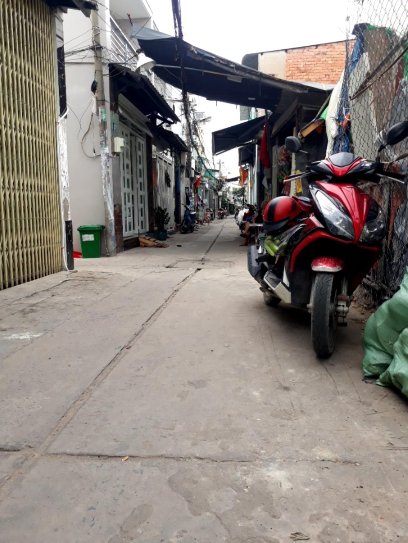 Bán nhà Đường số 16B phường Bình Hưng Hòa A quận Bình Tân