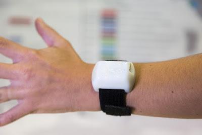 braccialetto sonoro ABBI