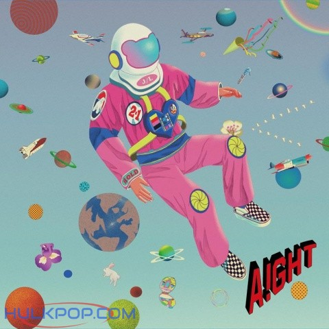 JUNG DAE HYUN – AIGHT – Mandarin Ver. – – Single