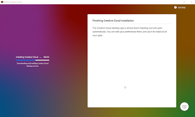 Mengatasi Stuck saat Login atau Install Adobe Creative Cloud