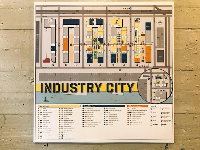 インダストリー・シティ(Industry City)