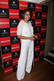 Bollywood Actress Bipasha Basu Unviels Health Nutrition Success Issue Pos  0020.JPG