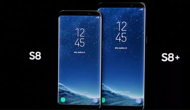 Hp Samsung Terbaru - Galaxy S8 Plus
