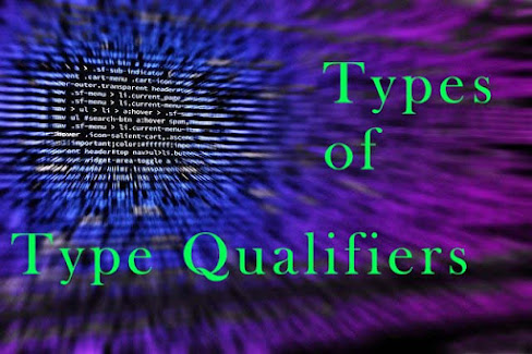 type qualifiers in c, type qualifiers in c geeksforgeeks, how many data type qualifiers in c, what are different types of qualifiers, explain type qualifier, type qualifiers and type modifiers in c, size qualifiers in c, volatile qualifier in c, qualifiers in c geeksforgeeks, ox2fa which type of constant it is, signed and unsigned qualifiers in c, type modifiers in c, restrict qualifier in c, the c language defines fundamental data types, quantifiers c programming, which of the following does not store a sign?, what is a lvalue and rvalue?, type qualifiers in c geeksforgeeks, volatile qualifier in c, restrict type qualifier in c,