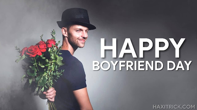 Happy Boyfriend Day HD Photos