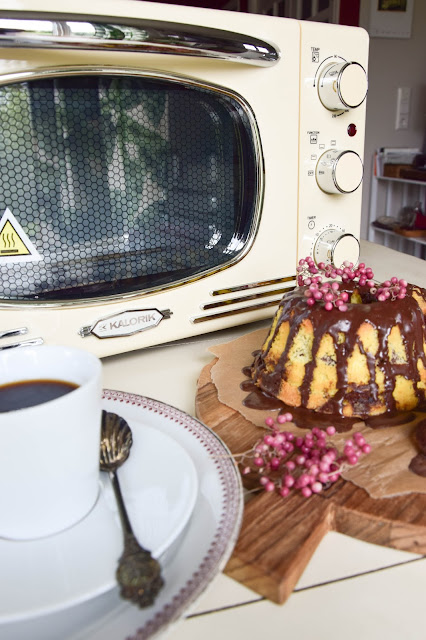 Meine Landhausküche hat ein neues Multifunktionsgerät: den Gourmet-Chef von Efbe Elektrogeräte, Kitchen Originals by Kalorik. Küche / Anzeige