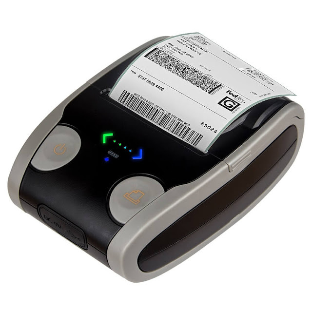 Portable Mobile POS Printer- কম দামে মোবাই প্রিন্টার (With Cloud Inventory Management And POS Software)