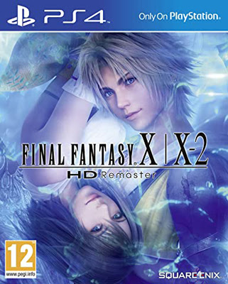 final fantasy x ps4 remaster