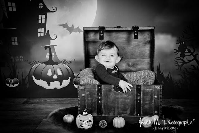 photo déco halloween studio photo vendée 85