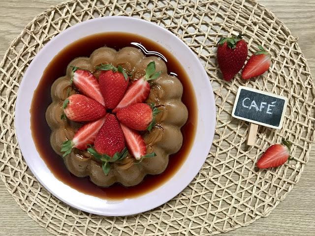 FLAN DE MAIZENA DE CAFÉ sin huevo ¡SIN HORNO! El POSTRE más RICO&FÁCIL del Mundo