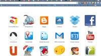 Chrome: scheda applicazioni e Web Store