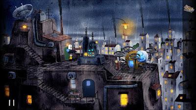 تحميل لعبة RainCity مهكرة للأندرويد آخر إصدار