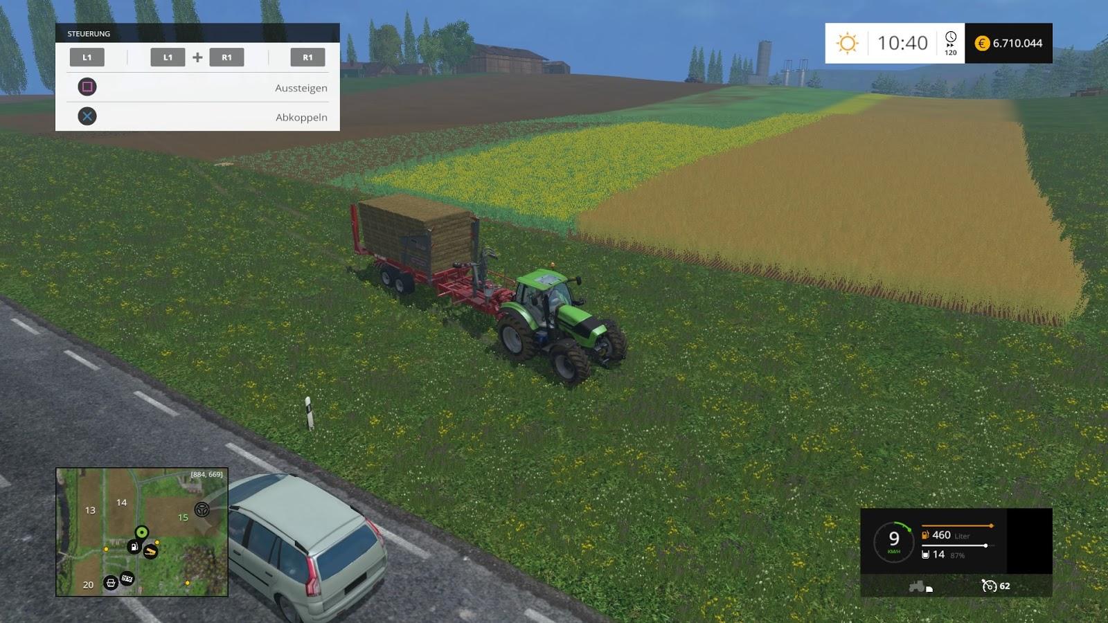 Tenemos los vídeos de Farming Simulator preferidos por los jugadores. Entra si quieres ver o compartir vídeos o gameplay de Farming Simulator