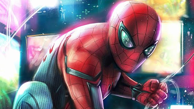 Papel de Parede Spiderman Miles