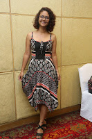Actress Aditi Myakal Looks gorgeous in Sleeveless Deep Neck Top at Ami Tumi success meet ~  Exclusive 136.JPG
