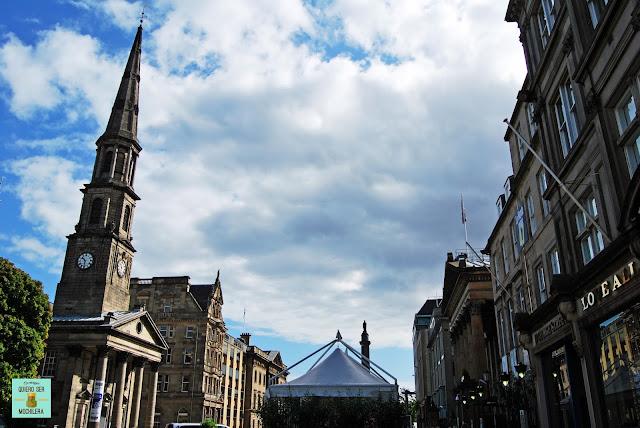 George Street, Edimburgo