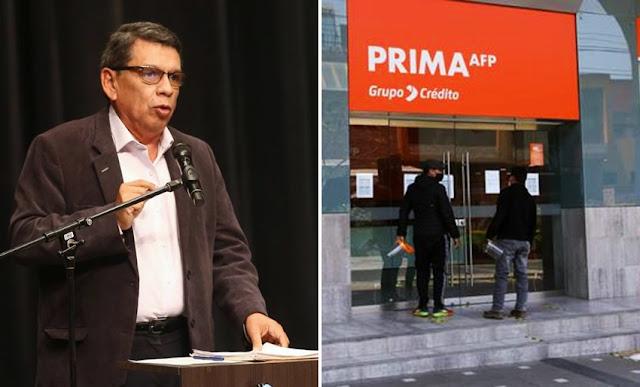 Perú Libre no desaparecerá AFP, dice Hernando Cevallos