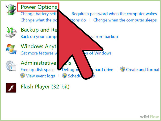 Cara Mengaktifkan Hibernate di Windows 8
